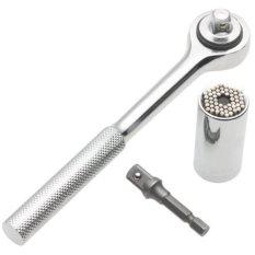Spesifikasi Etc Gator Grip Universal Socket Bolt Etc 200 Silver Bagus