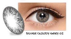 Jual Exoticon Ice Silver Cloudy Grey Softlens Gratis Lenscase Murah Di Indonesia