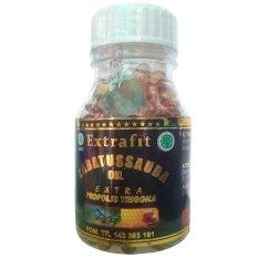 Beli Extrafit Habatussauda Oil Extra Propolis Trigona 200Kapsul Online