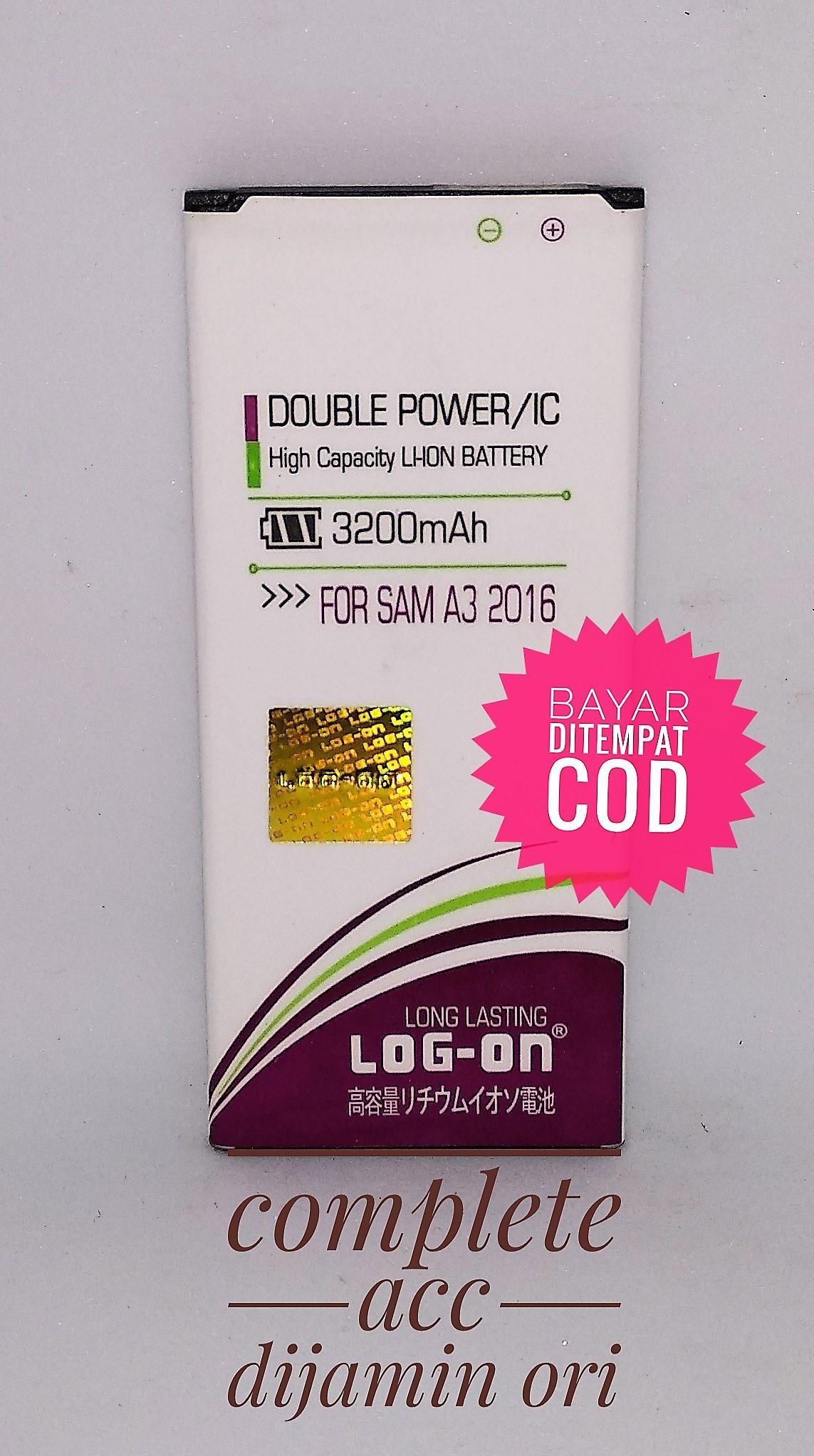 Battery Baterai Batre Advan i5E original log on double powerIDR79900. Rp 82.900