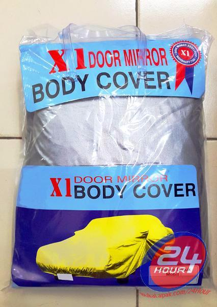 Car Cover Ford Everest, Body Cover, Sarung Mobil, Selimut Mobil Polyst