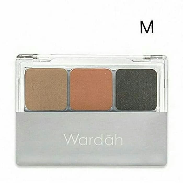 Wardah Eyeshadow Seri A - N