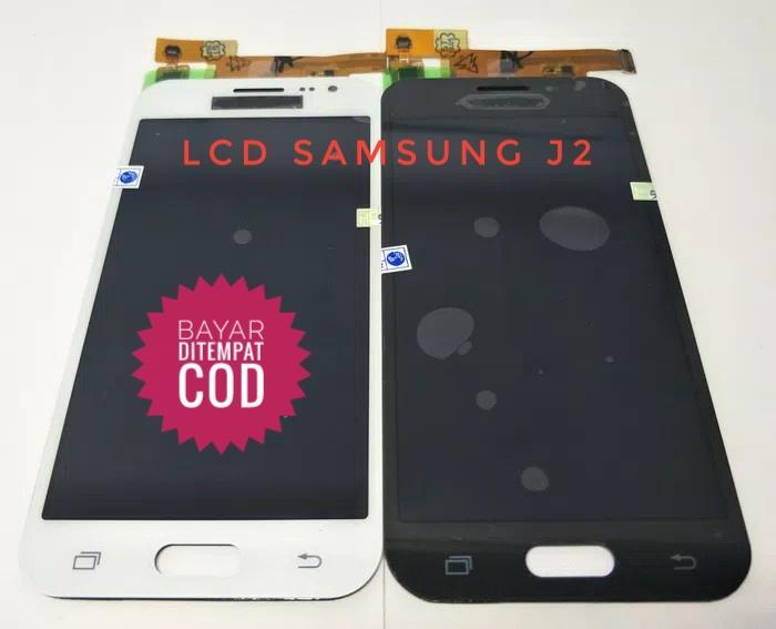 LCD Samsung Galaxy J2 / J200 Fullset Touchscreen AA Contras Main