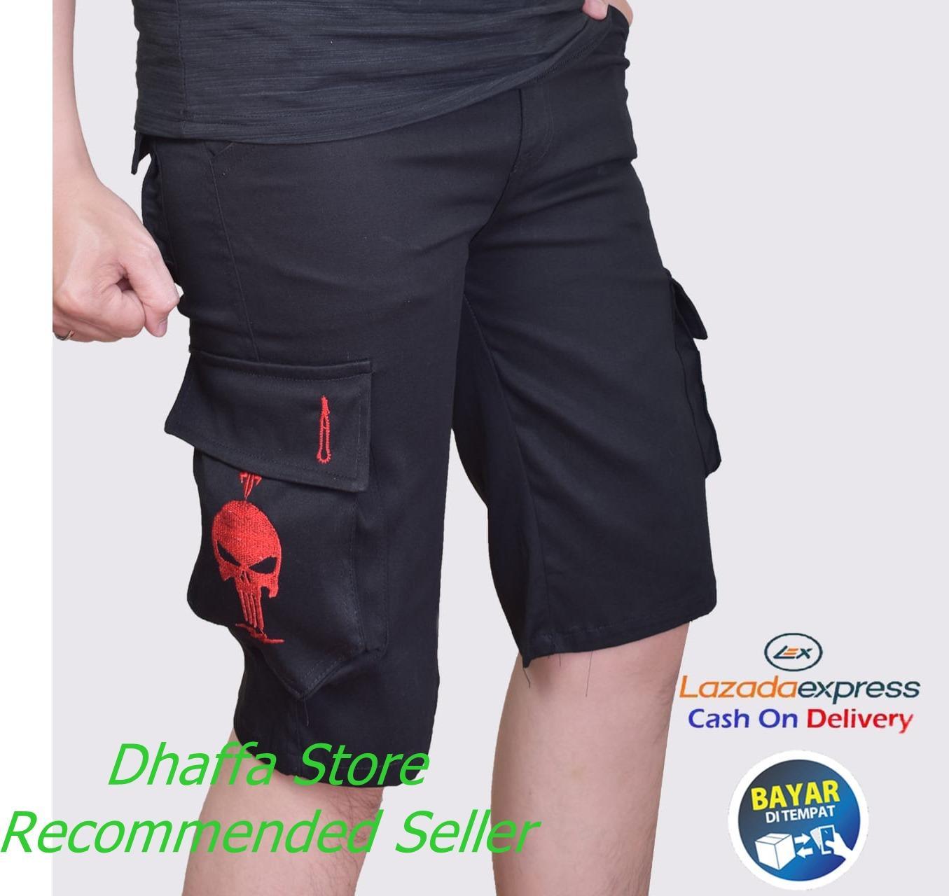 celana pendek pria kargo terbaru murah berkualitas dijamin puas