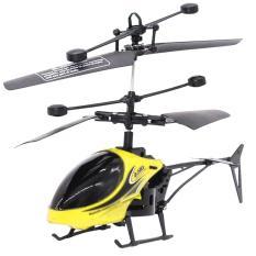 RC 901 2CH bay mini RC cảm ứng hồng ngoại Máy bay trực thăng nhấp nháy đồ chơi ánh sáng