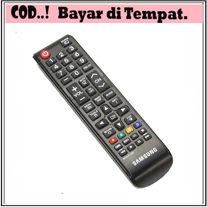REMOT/REMOTE TV LCD/LED SAMSUNG ORIGINAL PASTI KONEK