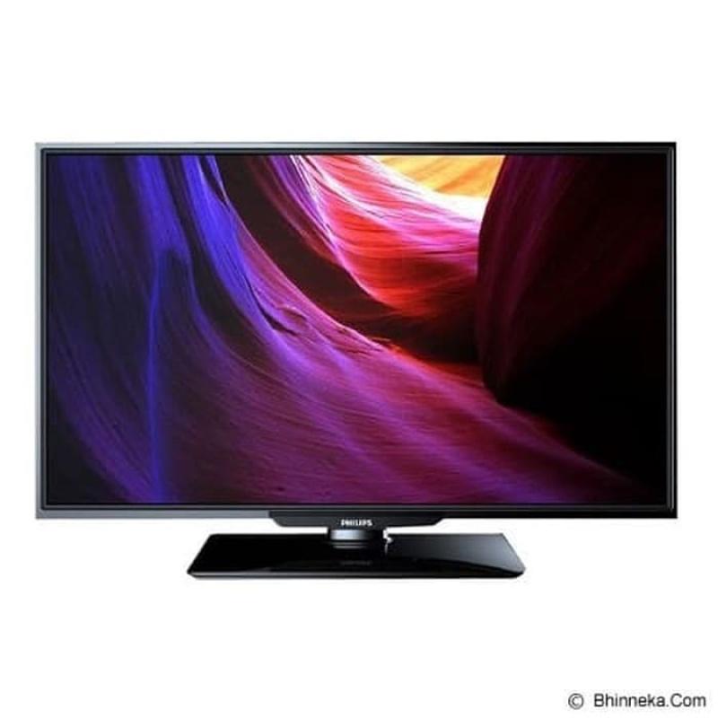 Promo Diskon - PHILIPS 32PHA4100 LED TV [32 Inch]
