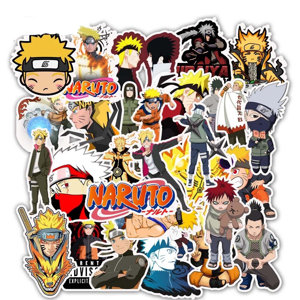 Đa dụng 50 cái không thấm nước phim hoạt hình đề can cho xe guitar máy tính  xách tay nhãn dán tranh vẽ tường văn phòng phẩm sticker anime kakegurui  nhãn dán