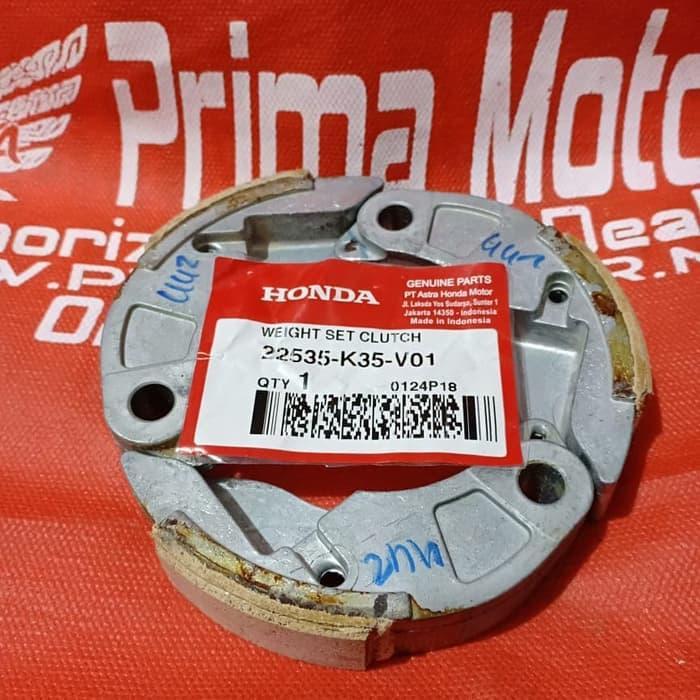 PROMO Kampas Kopling Ganda Honda Vario 125 Esp & Vario 150 Esp Terbaru TERBARU