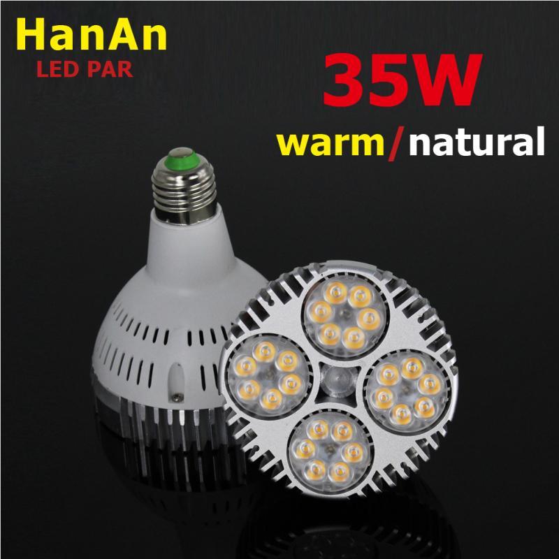 Quiversnowy Portable Practicality High Power LED spotlight PAR30 bulb 35W