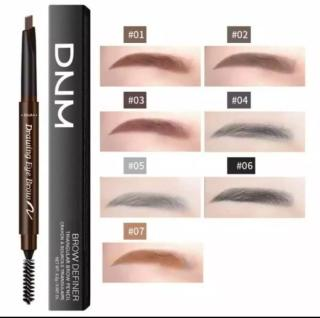 DNM Pensil Alis Automatic Eye Brow Dengan Sikat Browssential automatic - Etude House Drawing Eyebrow ORIGINAL - pensil alis anti air ORIGINAL pensi ais putar Drawing 100% ORIGINAL NVLbeauty thumbnail