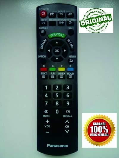 Remote TV LED/LCD Panasonic Original 100%