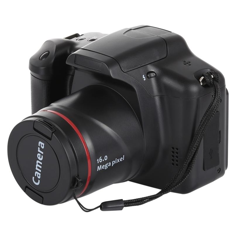 16.0 Mega Pixel Hd Dv Slr Camera, 2.4 Inch Lcd, Full Hd 720p Recording, Infrared Lens, Eis By Haiyanshang666.