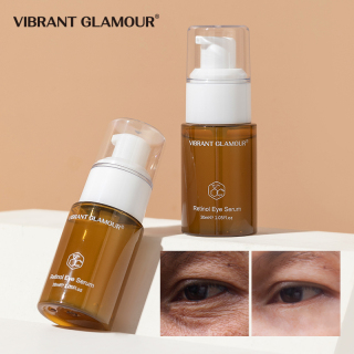 VIBRANT GLAMOUR 30g Retinol Eye Serum Anti Wrinkle Aging Remover Dark Circles Against Puffiness Bags Eye Lifting Moisturizing Eye care thumbnail
