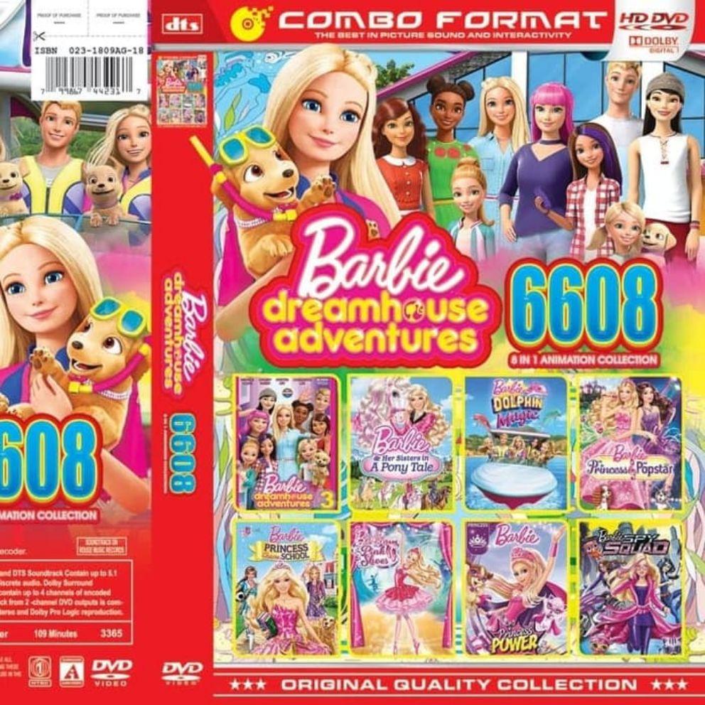 Kaset Hd Dvd Koleksi Film Barbie Dream House Adventure Lazada Indonesia