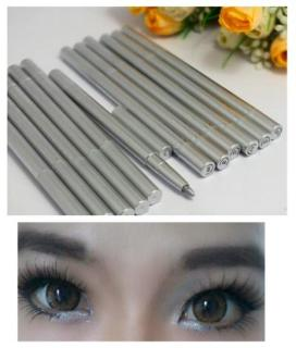 COD - [HARGA ECER 1PCS] AIGNER 2in1 Eyeliner & Eyeshadow Putar PUTIH Silver hariesta thumbnail