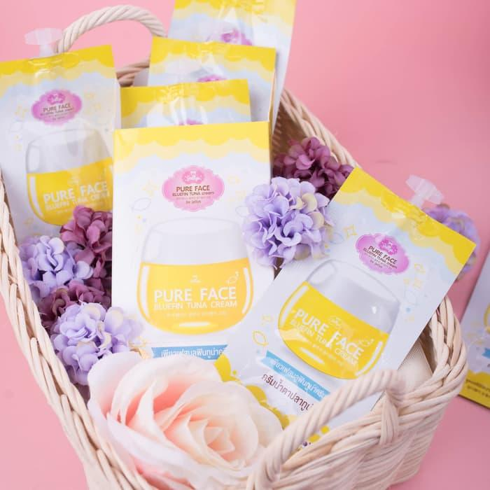 BEST SELLER Jellys Pure Face Bluefin Tuna Cream - tHIDZGOJ