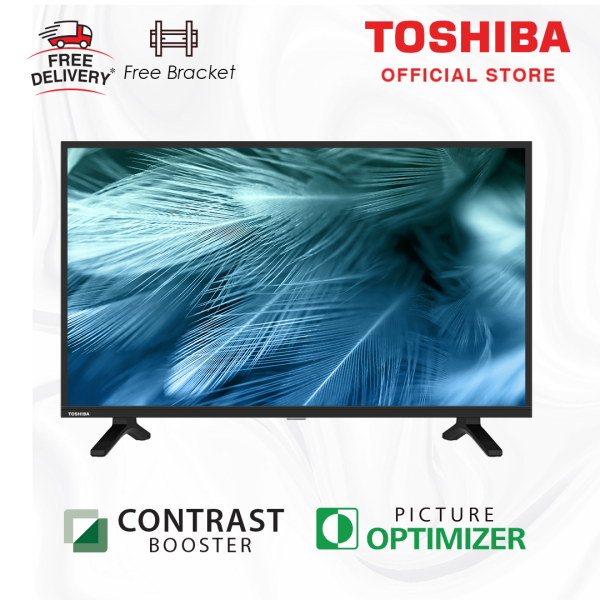 [Gratis Ongkir] Toshiba 32 Inch LED TV 32S2900 - USB Movie - HDMI - Free Bracket & USB Flash Drive 16GB