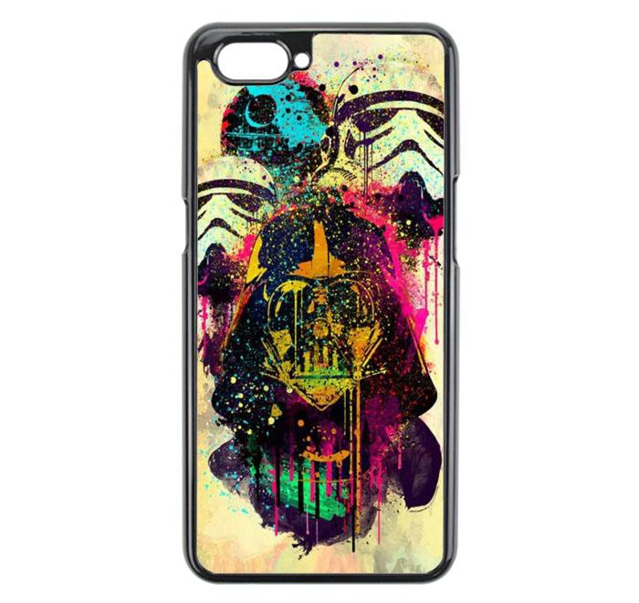 Casing For Oppo A3S Star Wars The Empire E1493
