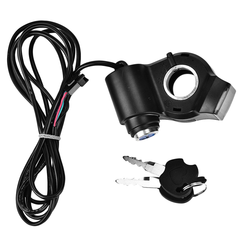 Giá bán Electric Bicycle Finger Thumb Throttle with Power Switch Lcd Display Switch
