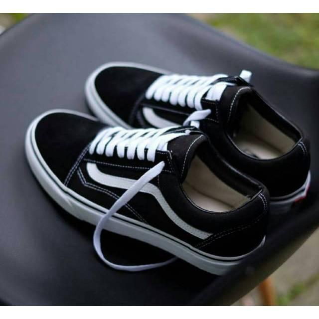 Original Vans_7922 Old Skool low-top CLASSICS Unisex @SepatuAra22 sneakers classic Skateboarding Sh