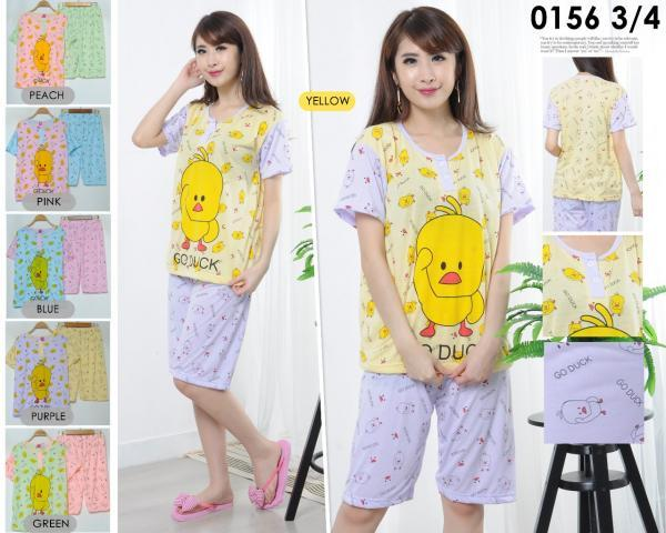 COD Lilipop Baju Tidur Wanita/ Piyama / Babydoll / Sleepwear / Setelan Cewek
