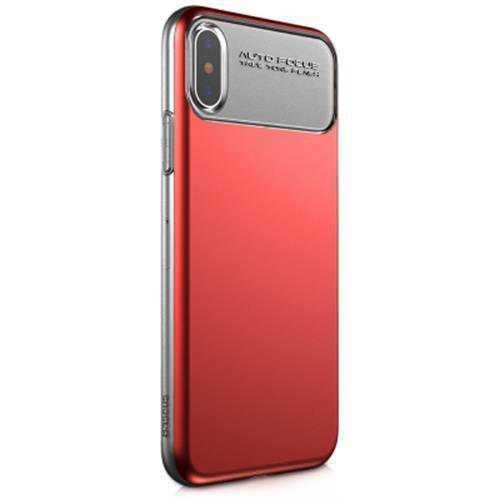 Baseus Slim Lotus Series Hardcase for iPhone X - Jual Produk Aksesoris Handphone Murah Berkualitas