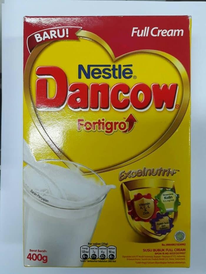 Susu Dancow Fortigro Full Cream - Full Cream