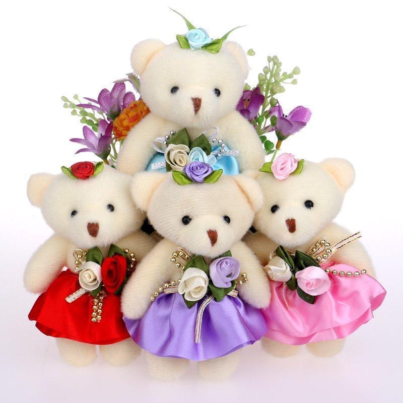 Boneka Aksesories Tas Boneka Gantungan Tas / Souvenir / Gantungan Kunci / Mainan Boneka Mini By Kemja.