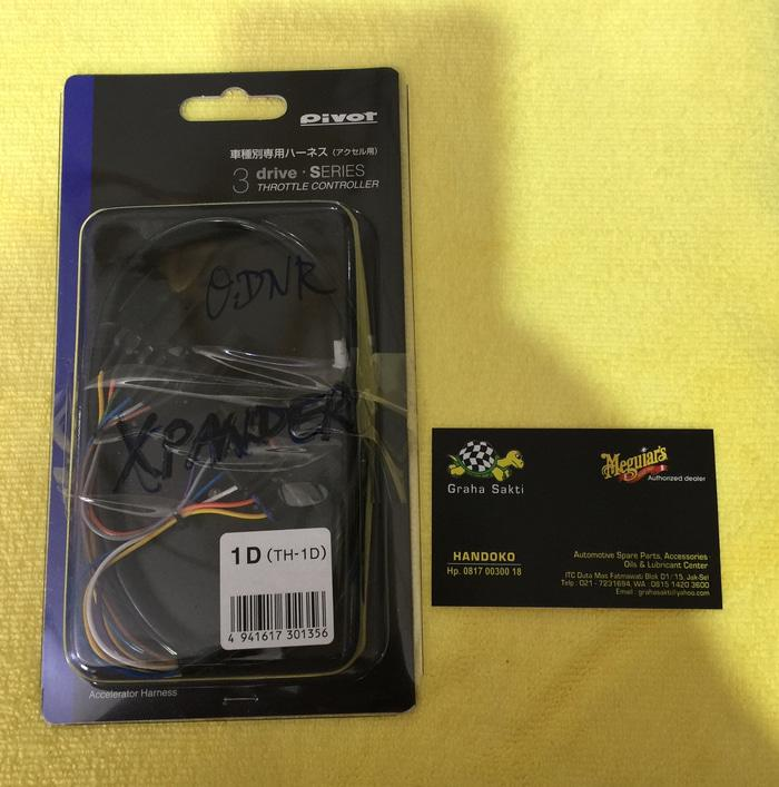 Wiring Throttle Controller Kabel Throttle Pivot Xpander - ready stock