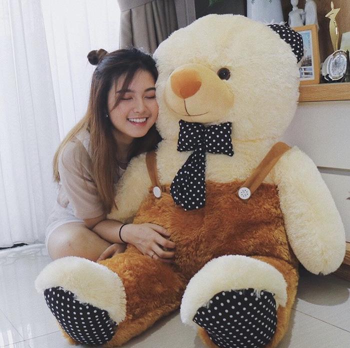 Termurah Boneka Beruang Teddy Bear Jojon Super Jumbo 1 Meter Kualitas Premium By Grosir Boneka Nizza.