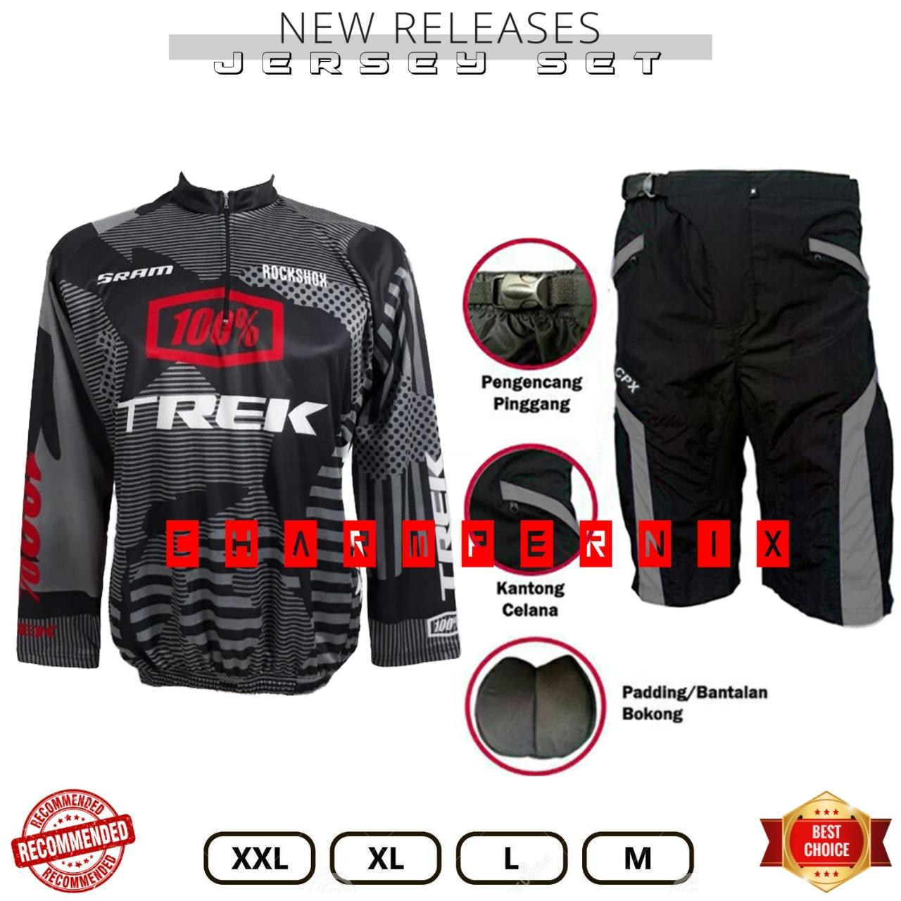 Promo Paket Baju Jerseysepeda Roadbike Xc By Bike To Nature.