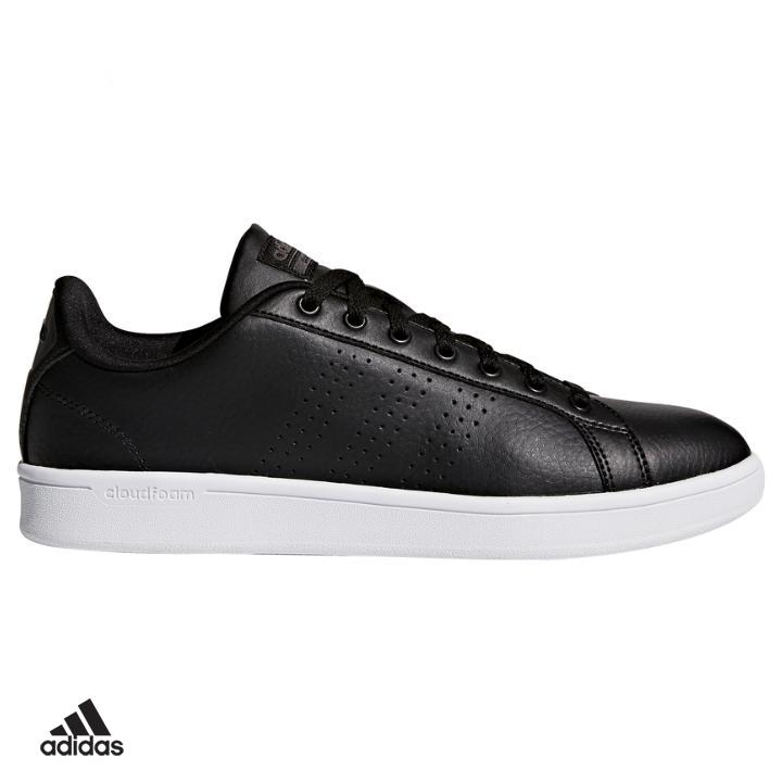 adidas Tennis Mens Cloudfoam Advantage Clean Shoes (AW3915) 5e64d63d8a