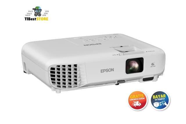 Epson Proyektor EBX400 LCD Proyektor Garansi Resmi XGA 3300 ANSI Lumens Projector Original HDMI/VGA