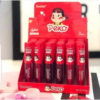 Liptint Sasimi Peko Special Edition Aloe Vera 99 Persen Lip Tint Lip Gloss Lipgloss thumbnail