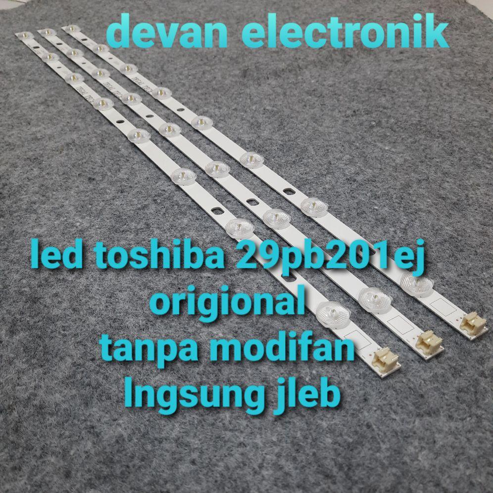 backlight tv led toshiba 29PB201ej led tv toshiba 29 in lampu led backlight tv toshiba 29in 29pb201