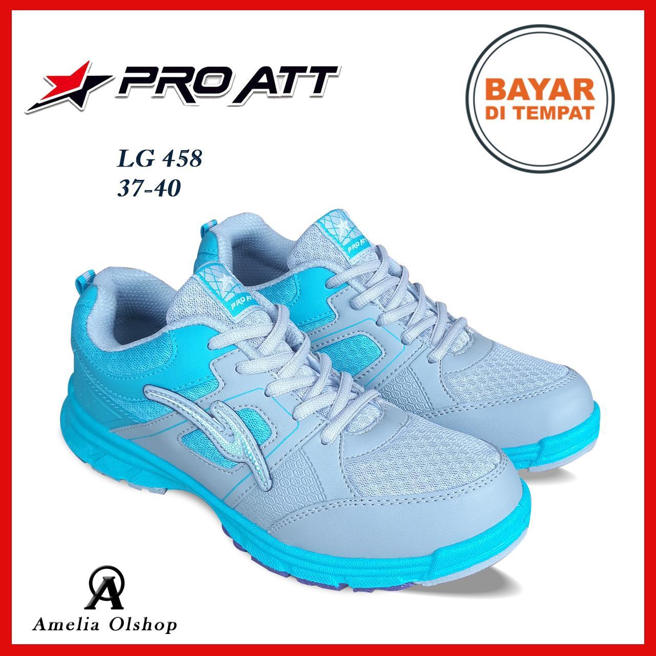 Amelia Olshop Sepatu Pro Att Sneaker Pria High Quality New Arrival ... f6f55b7a5d