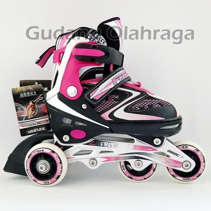 Sepatu Roda BAJAJ Harga Grosir !! Inline Skate Anak dan Dewasa 908f42be7a