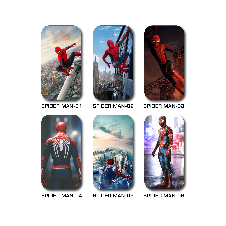 Hiasan Dinding Pajangan Walldecor Poster Spiderman Superhero Dekorasi Kamar Anak Lazada Indonesia
