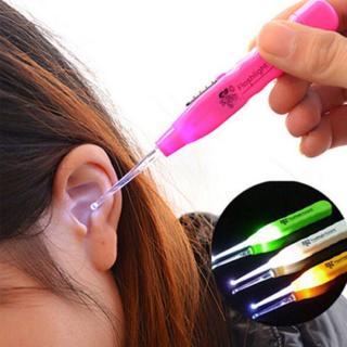 Pembersih Telinga Dengan Senter Earpick Flashlight Flashlight Earpick Ear pick Flashlight Korek Kuping LED thumbnail