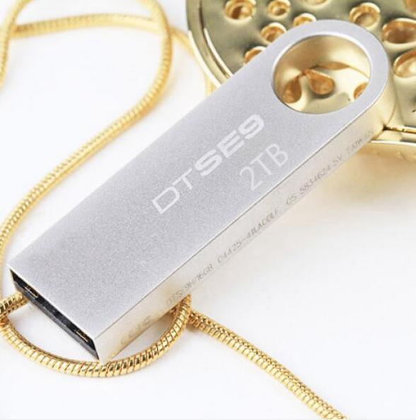 Kingston Data Transfer Usb 2.0 Metal Flash Pen Drive U Disk External Storage Memory Stick By Miraculous Life.