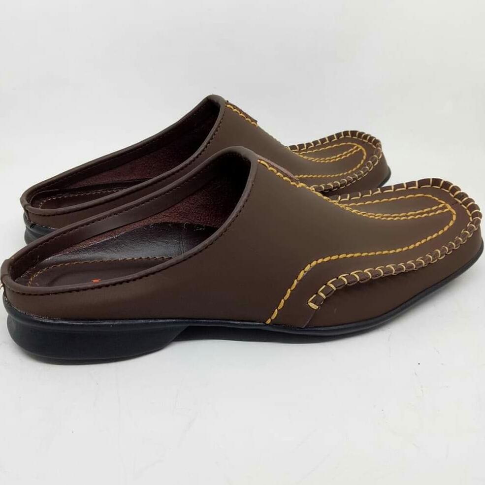 Bisa COD Ukuran 39 40 42 43 Sandal Sepatu Pria One Love