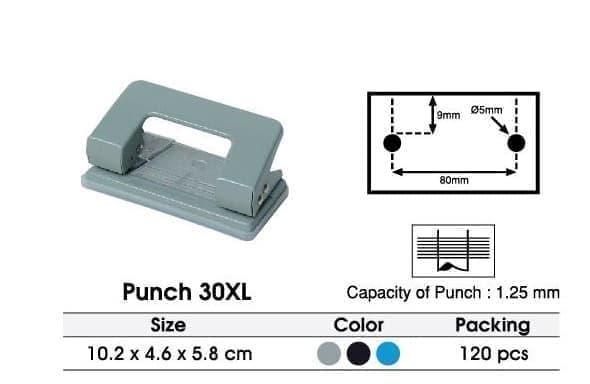 Pembolong Kertas / Hole Puncher / Perpurator JOYKO No.30 No 30 XL