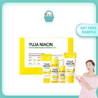 [SOMEBYMI] Yuja Niacin 30Days Brightening Starter Kit thumbnail