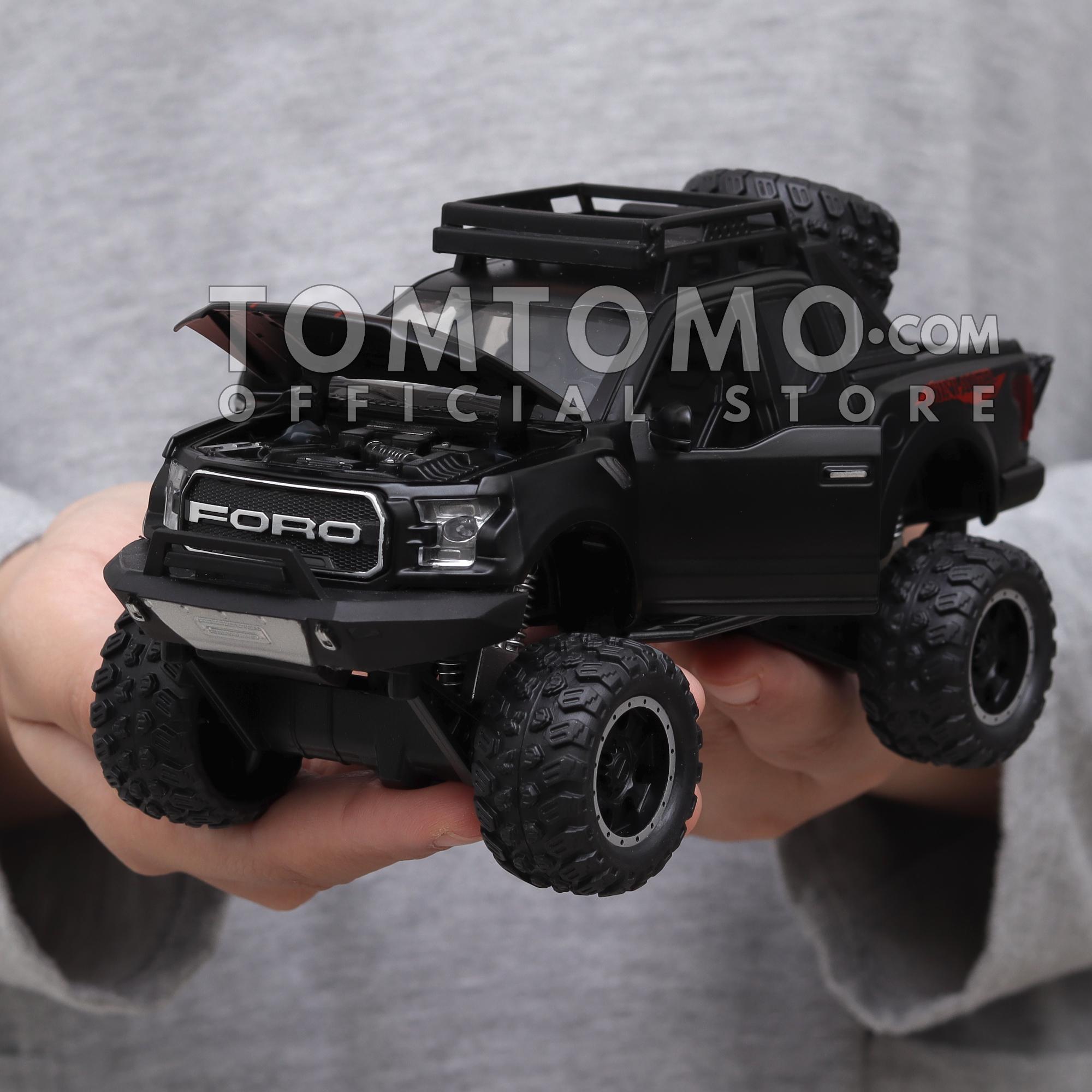 Pengendali Jarak Jauh Mobil RC Berkecepatan Tinggi Listrik Truk Monster Offroad Kendaraan (Merah)IDR279000. Rp 285.000