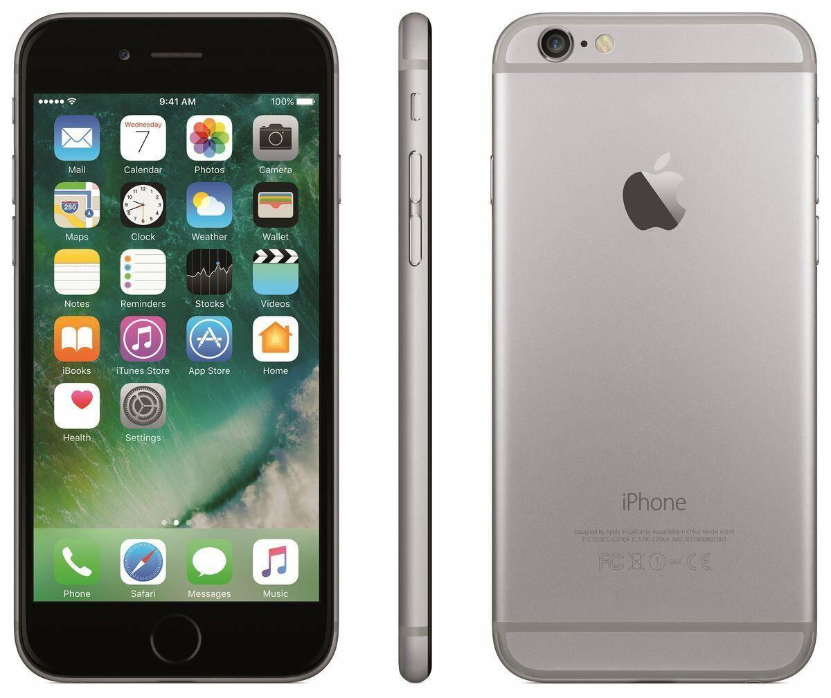 Apple iPhone 6 16/64GB - Garansi 1 Tahun