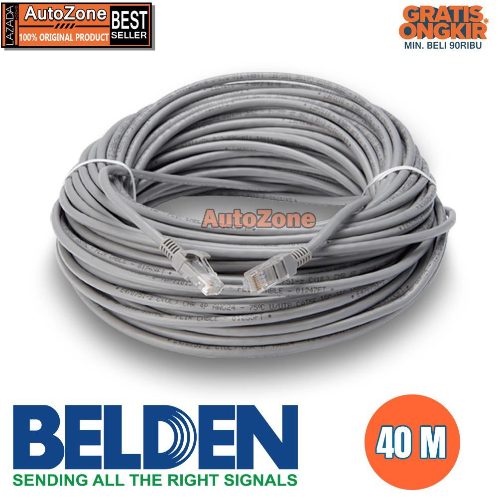 BELDEN AUS Kabel LAN UTP cat5 40 Meter UTP Cable Network Ethernet