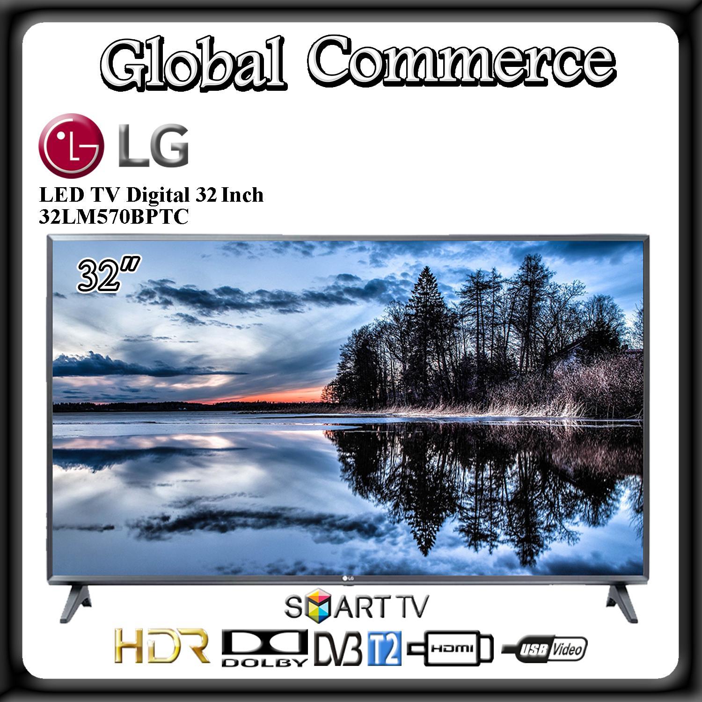 LG 32LM570BPTC Smart TV LED 32 Inch HDMI USB Movie 2019