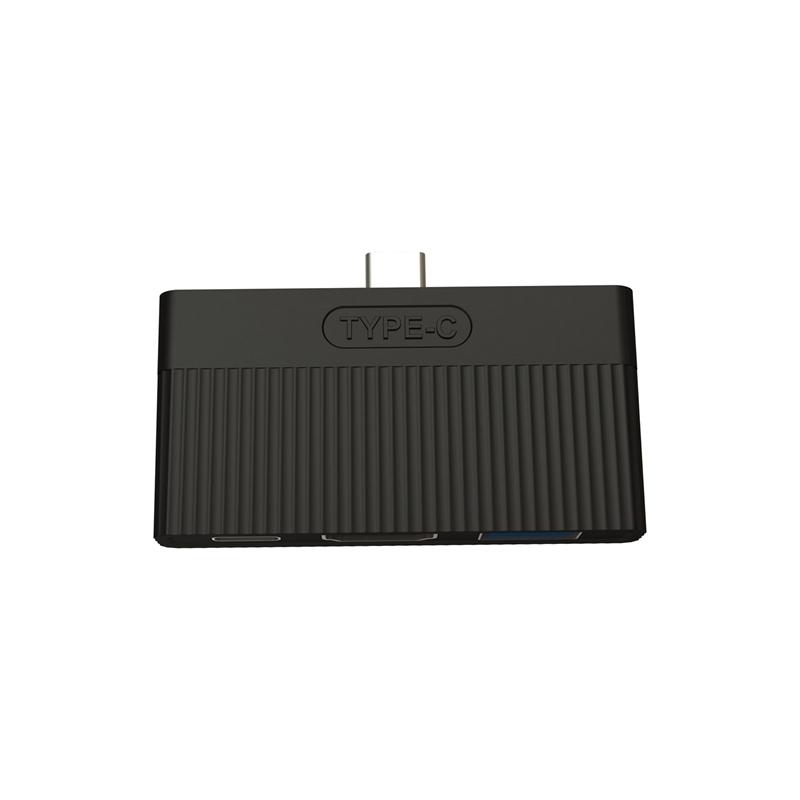 Bảng giá Type C To USB C USB 3.0 HDMI 2.0 4K 30Hz Multiport HUB Adapter PD Charging Port Convertor for MacBook Pro Phong Vũ