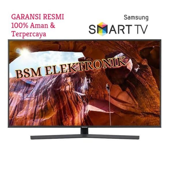 samsung 65ru7400 TV smart 4K - Khusus JADETABEK - GRATIS ONGKIR